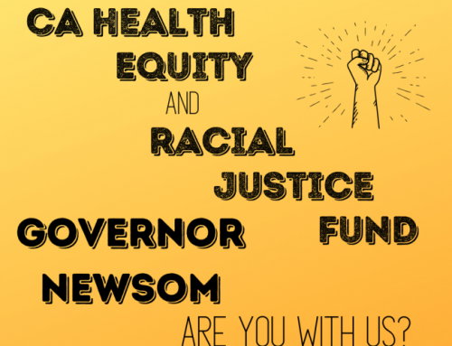 A PROPOSED LEGISLATIVE FUND COULD HELP TO CLOSE RACIAL, HEALTH GAP